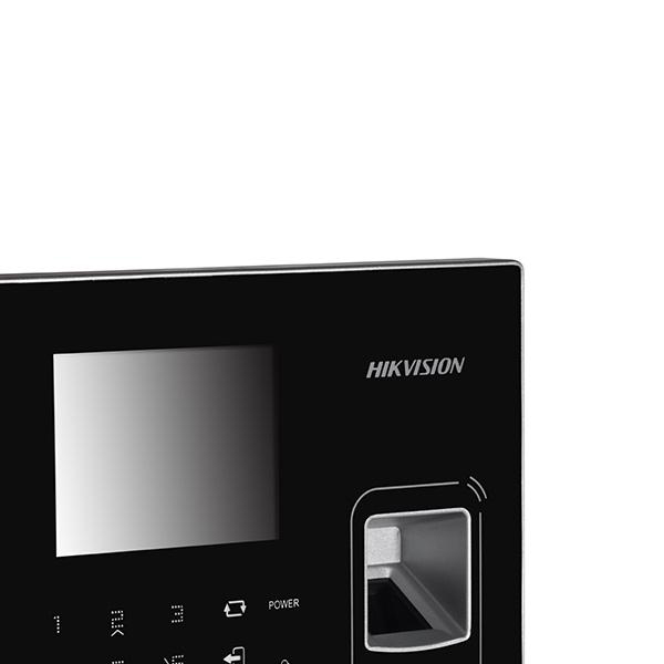 Hikvision access control panel