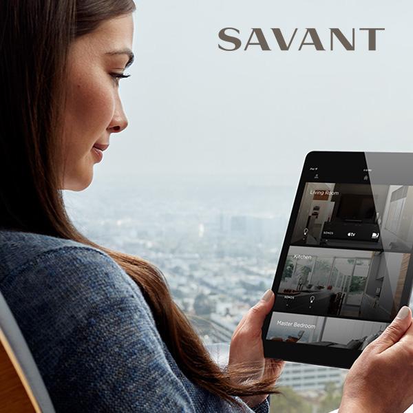 Savant iPad